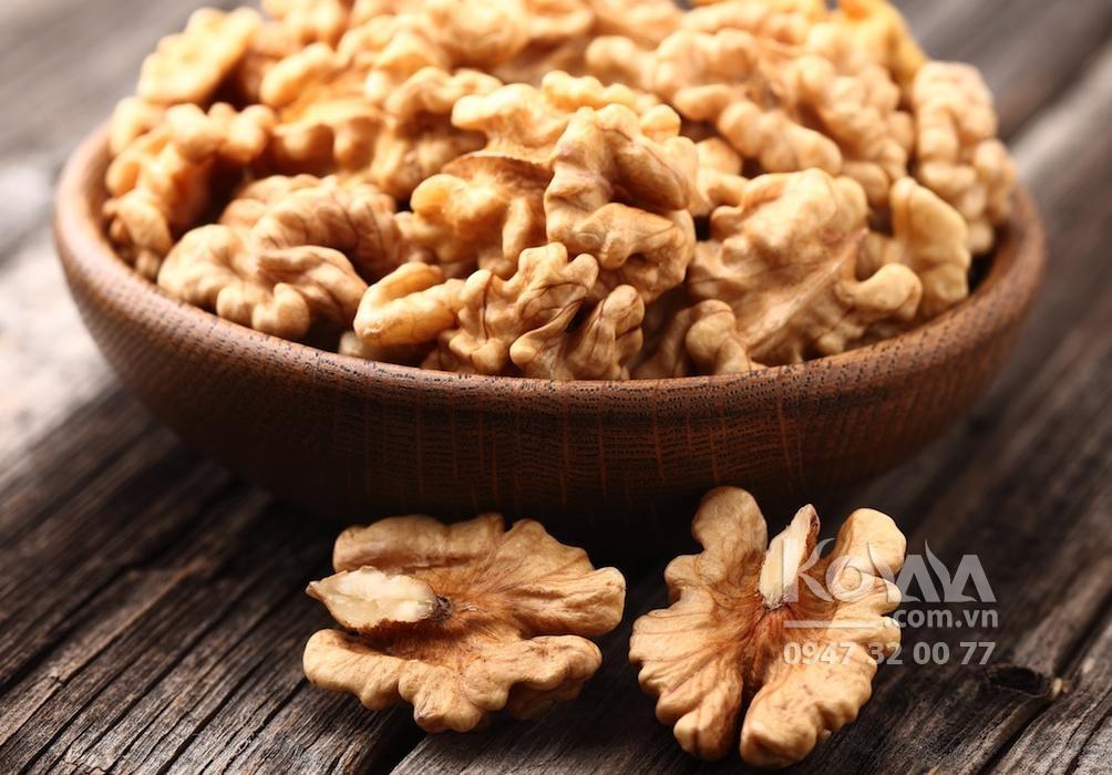 ăn quả óc chó mỗi ngày giúp giảm cân hạ cholesterol, quả óc chó, mua quả óc chó, hạt óc chó giá bao nhiêu